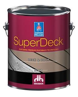Superdeck Exterior Deck Dock Coating Contractors