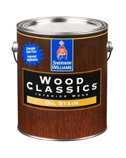 wood classics interior oil stain homeowners sherwin williams