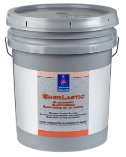 Sherlastic Elastomeric Coating Contractors Sherwin Williams
