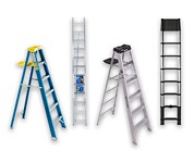 Ladders, Scaffolds & Climbing Equipment