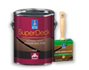 Deck Stains & Supplies