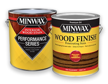Wood Stains, Sealers & Clear Topcoats