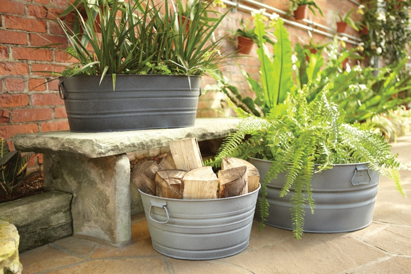 Tub Planter Project Outdoor Spray Paint Projects Krylon