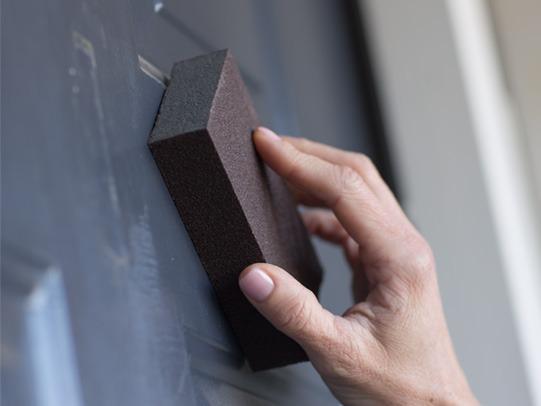 How To Paint A Front Door Snapdry Door Trim Paint
