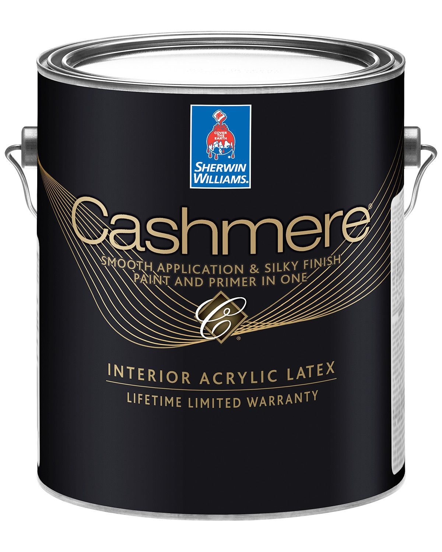 Cashmere Interior Acrylic Latex Paint