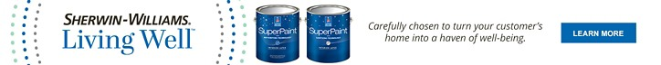 Introducing Sherwin-Williams Living Well™.