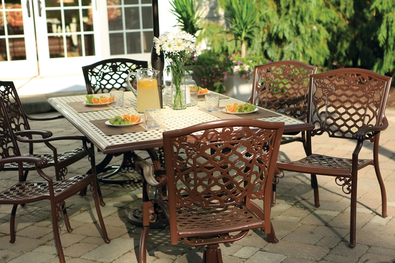 Painting Metal Furniture How To Paint Metal Patio