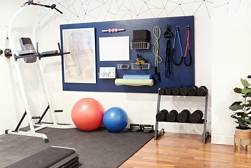 Home Gym Organizer project