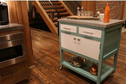 Kitchen Island Cart project