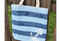 Nautical Tote Bag Project