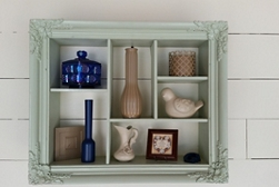 Picture Frame Shadow Box