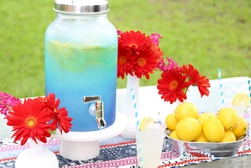 Ombre Drink Dispenser