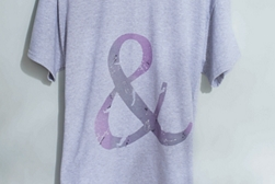 """&"" T-Shirt Project"