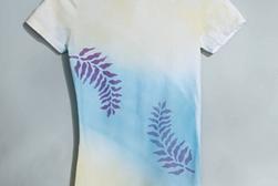 Leaf T-Shirt Project