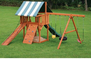 Backyard Playset