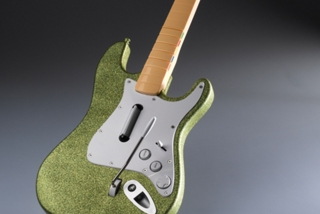 Rockstar Glam Guitar Controller