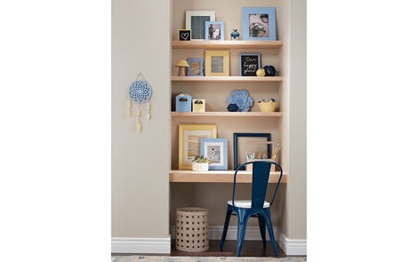 Arts and Crafts Corner Project