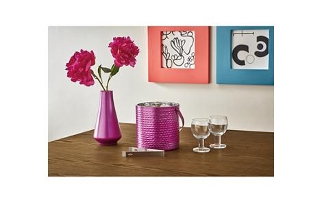 Bar Top Ice Bucket and Vase Set