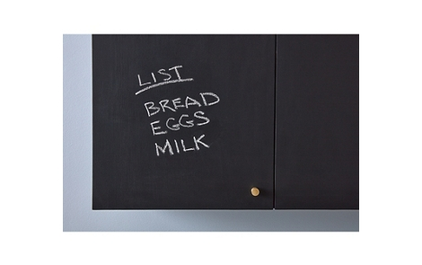 Chalkboard Kitchen Cabinets