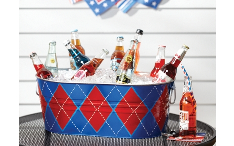 Argyle Beverage Tub Project