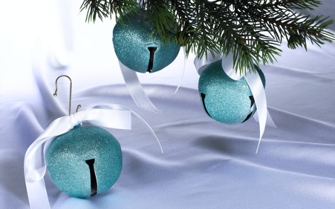 Jingle Bell Ornaments Project