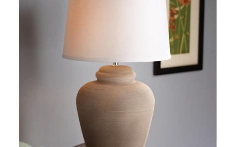 Fine Stone Lamp Project