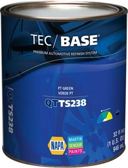 Tec/BASE® Basecoat Color (B8)   Martin Senour Auto