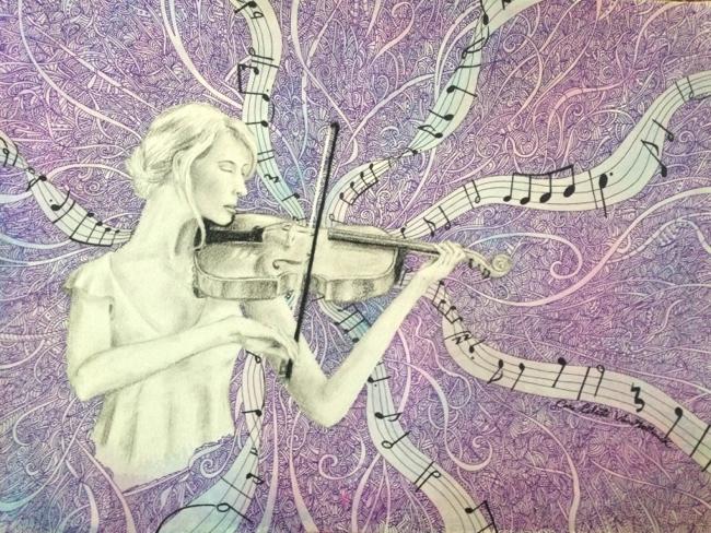 Cara-Celeste VanNortwick artwork