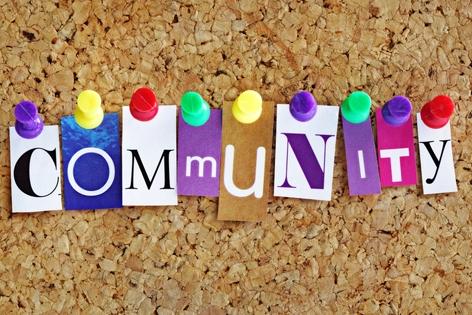 社区头图片