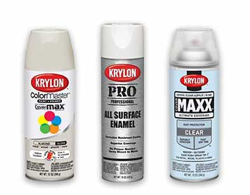 Aerosols Sherwin Williams