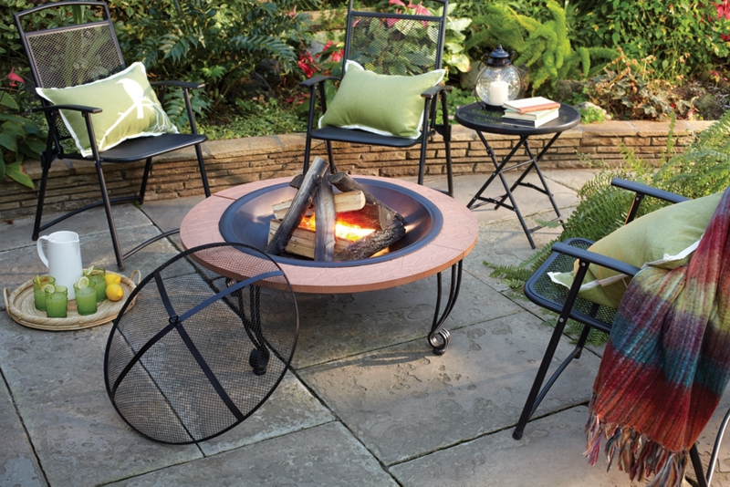 Fire Pit Project Outdoor Spray Paint Projects Krylon