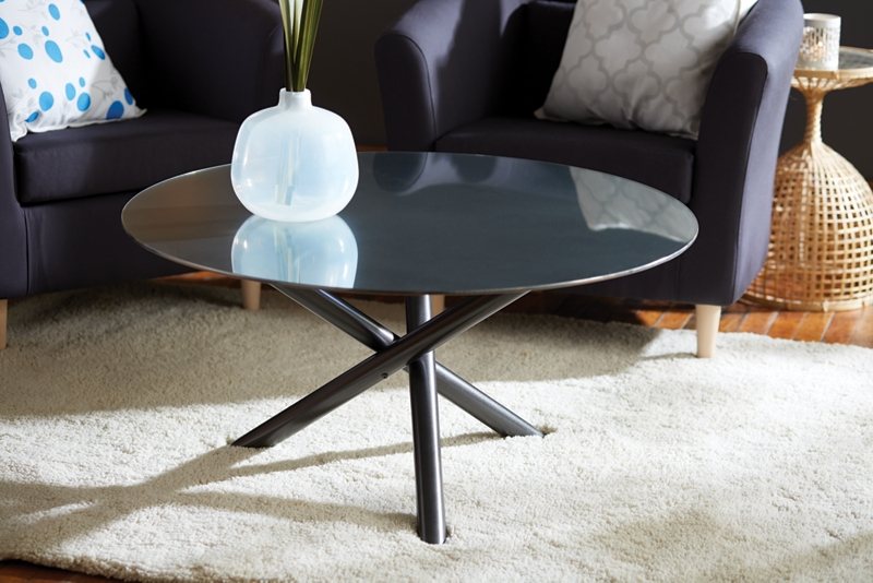 Glass coffee table glass spray paint projects krylon for Type of spray paint for glass