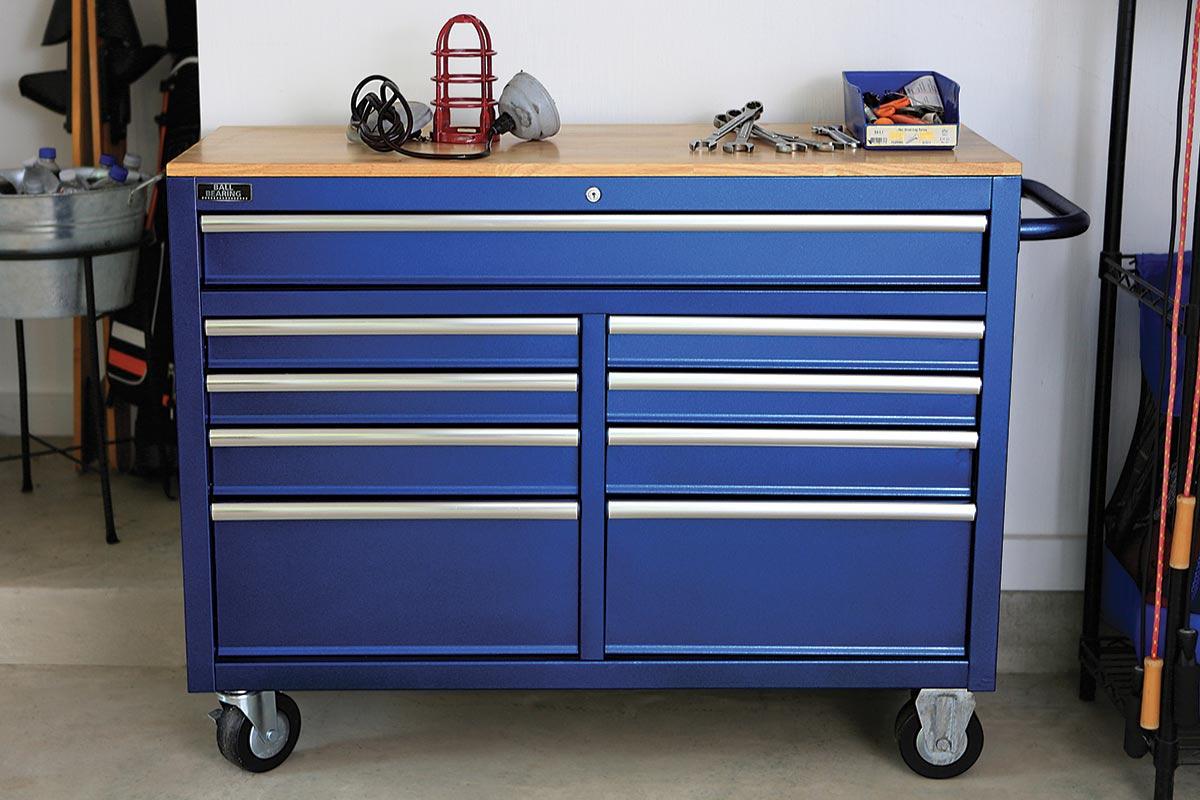 Attractive Metal Tool Cabinet