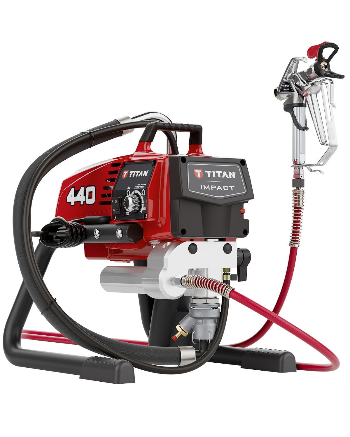 440 Impact Electric Airless Sprayer Sherwin Williams