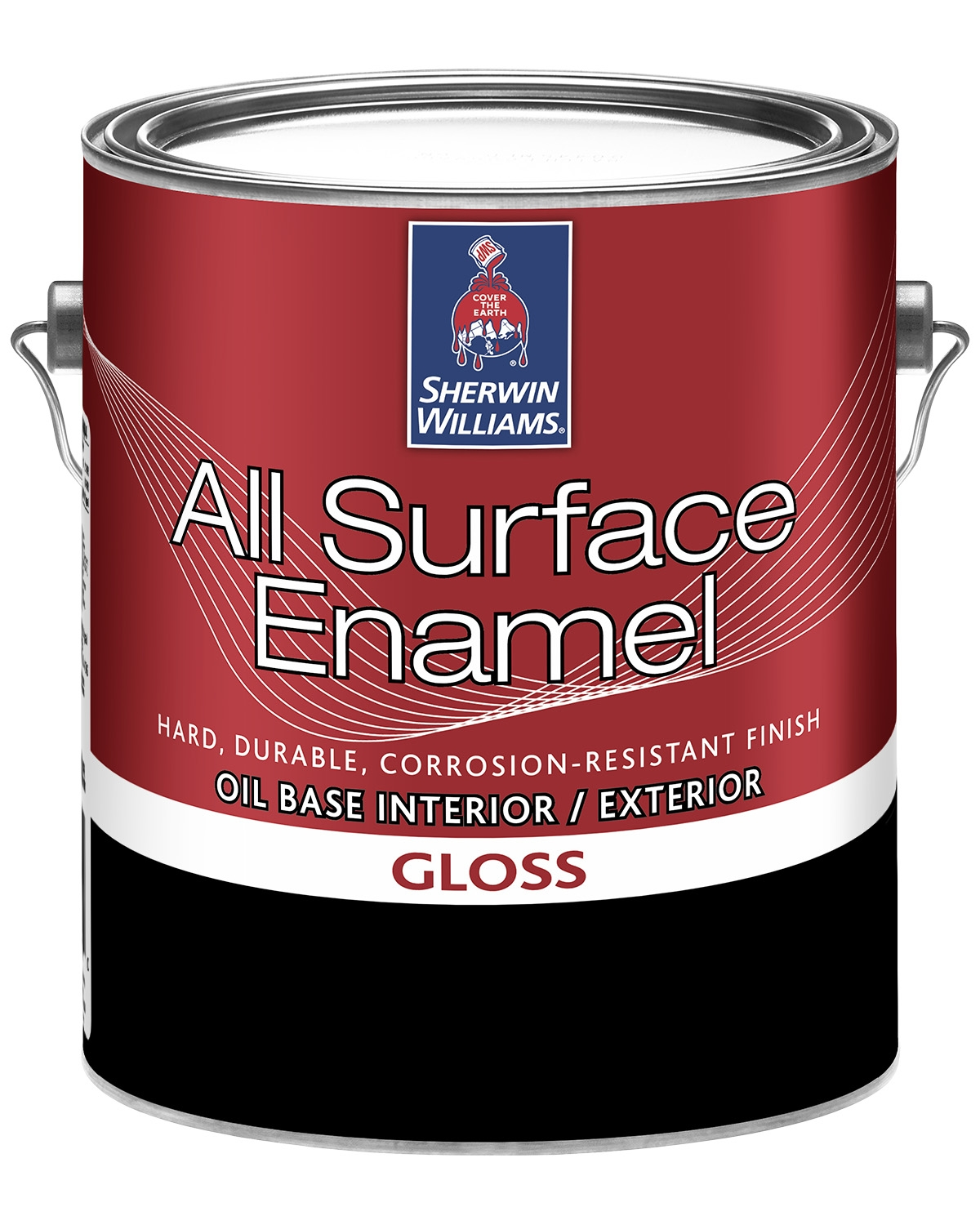 All Surface Enamel Oil Base Sherwin Williams