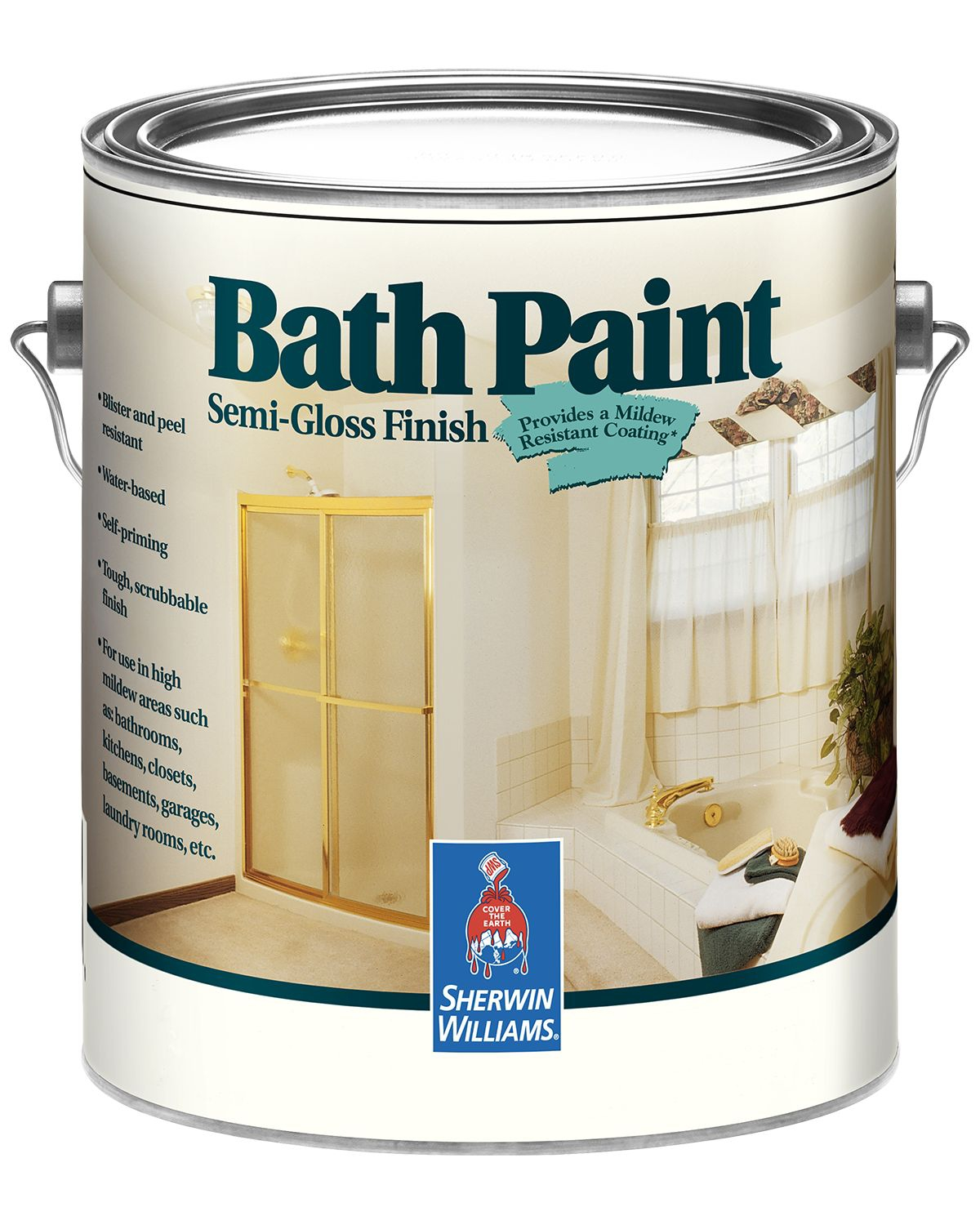Brilliant Bath Paint Sherwin Williams Interior Design Ideas Inesswwsoteloinfo