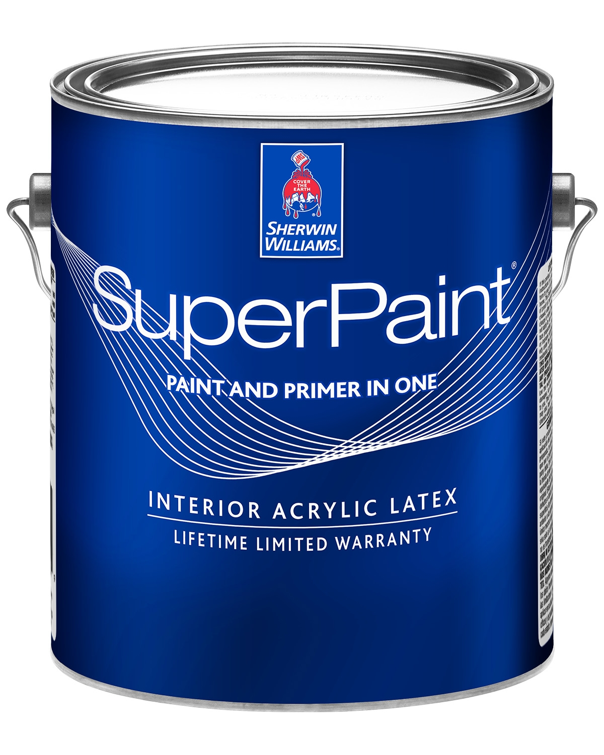 SuperPaint® Interior Acrylic Latex Paint - Sherwin-Williams