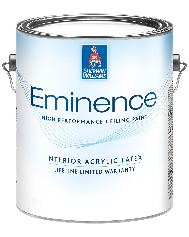 Promar Ceiling Paint Vs Eminence