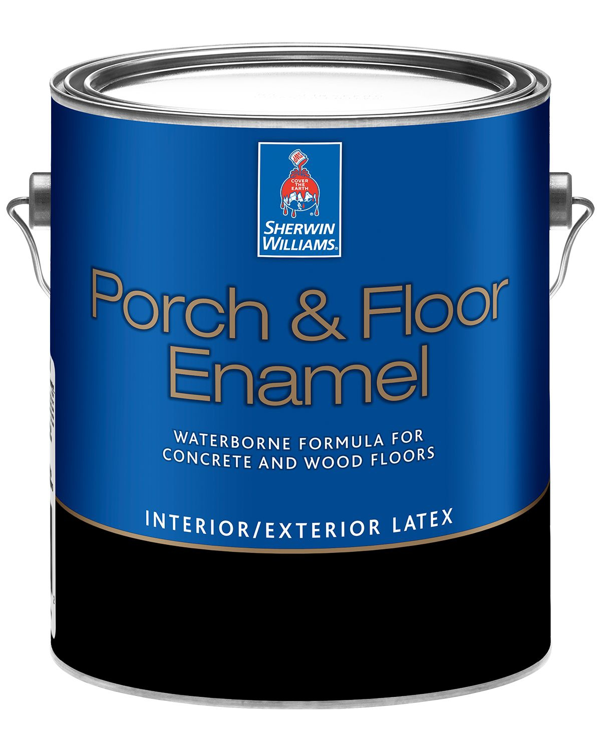 Porch Floor Enamel Sherwin Williams