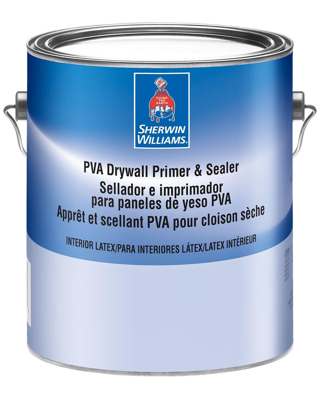 Pva Drywall Primer Sealer Sherwin Williams