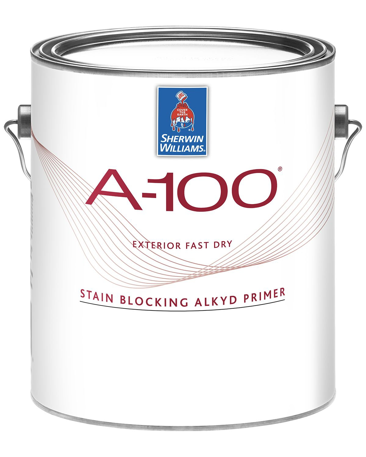 A-100 Exterior Fast Dry Stain Blocking Alkyd Wood Primer