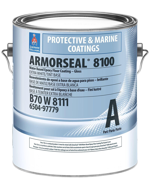 Armorseal 8100 | SherwinWilliams
