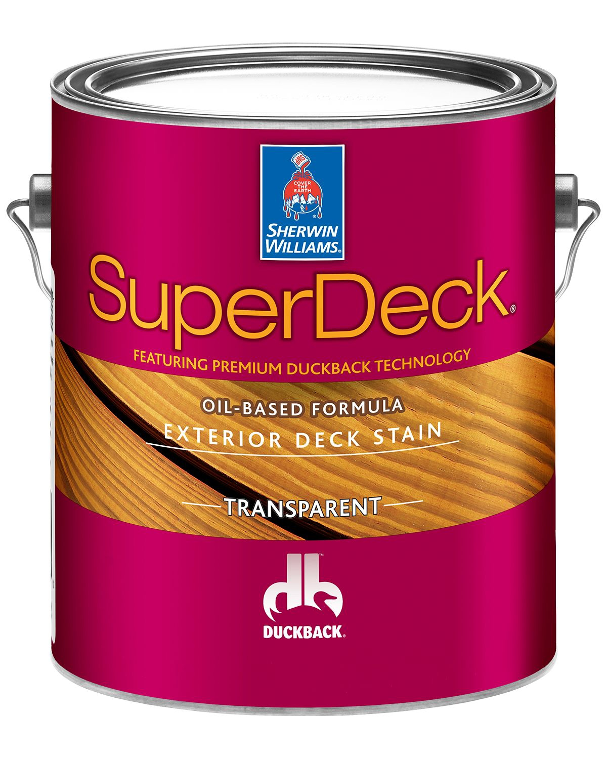 Superdeck Exterior Oil Based Transparent Stain Sherwin Williams