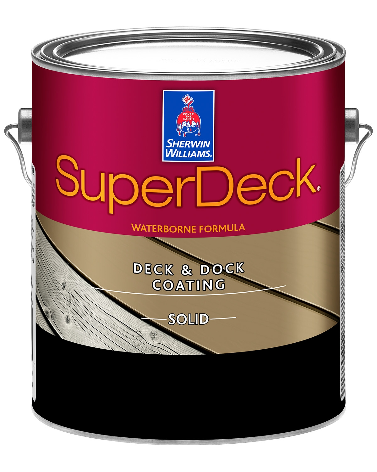 Superdeck Exterior Deck Dock Coating Sherwin Williams