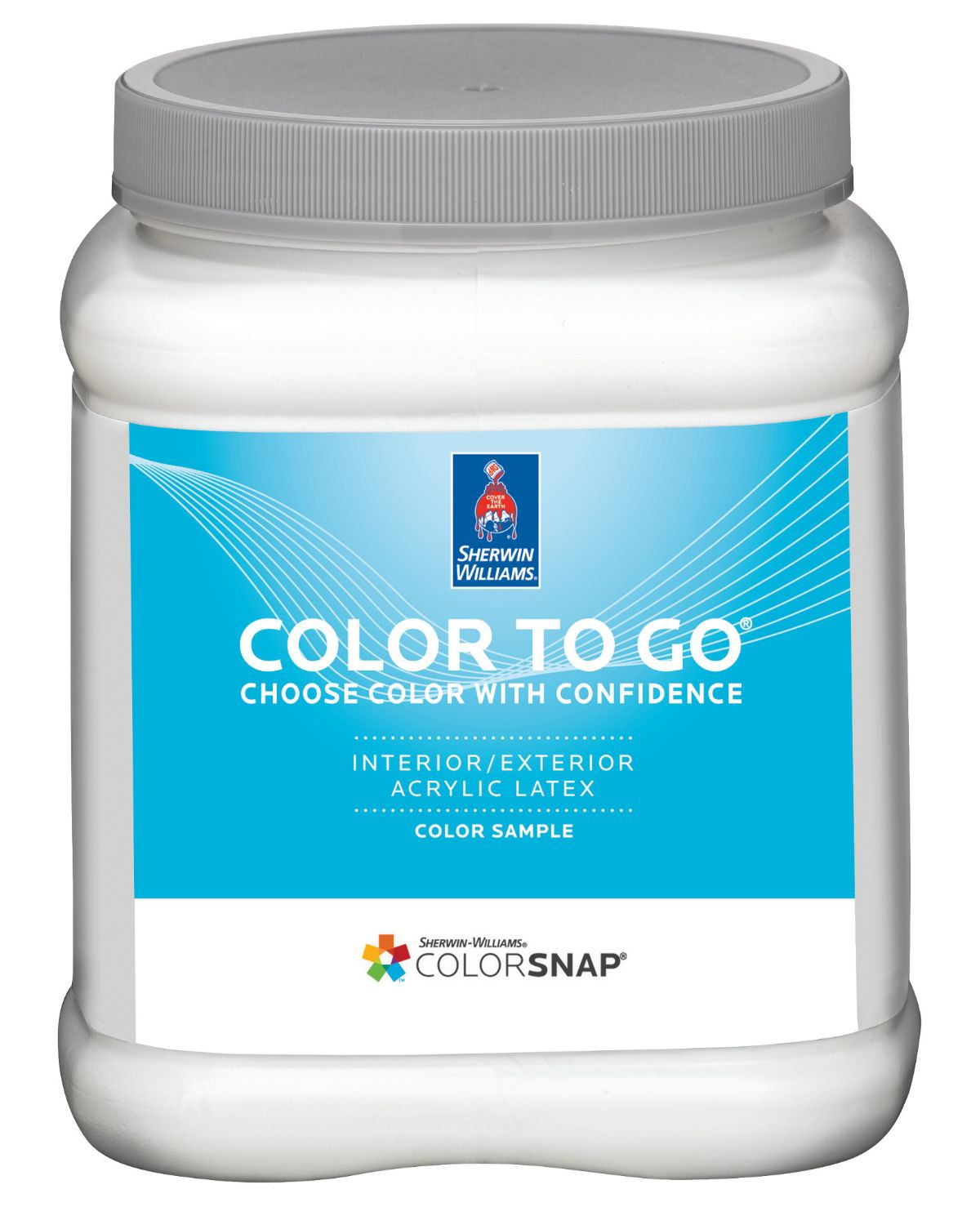 Color To Go Paint Color Sample Sherwin Williams