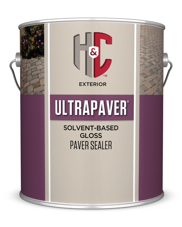 Solvent Based Gloss Paver Sealer