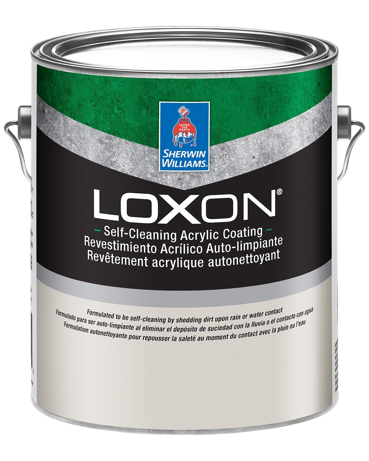 LOXON Self-Cleaning Acrylic Coating | SherwinWilliams