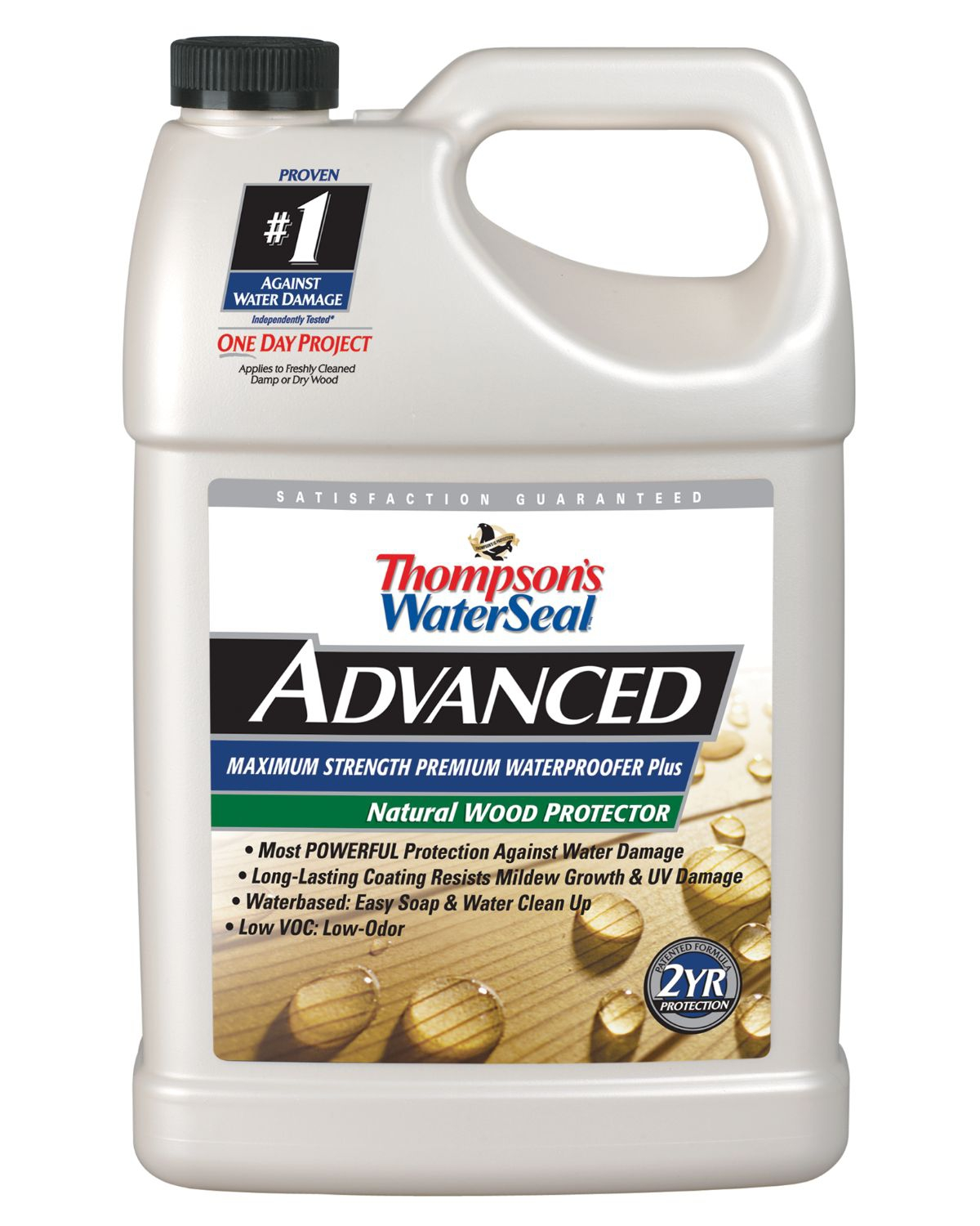 Thompson S Waterseal Advanced Natural Wood Protector Sherwin Williams