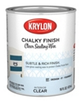 Chalky Finish Clear Sealer