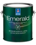 Emerald interior and duration home product video sherwin for Emerald satin paint
